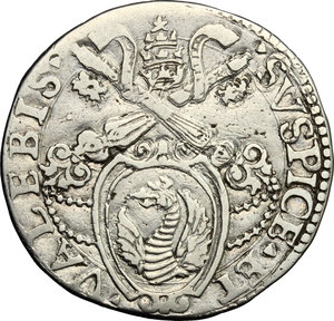Reverse image of coin 552