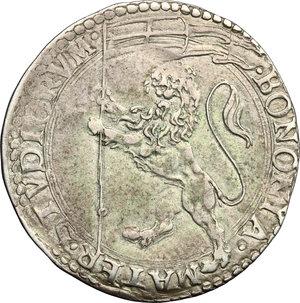 reverse: Bologna.  Pio IV (1559-1565). Bianco