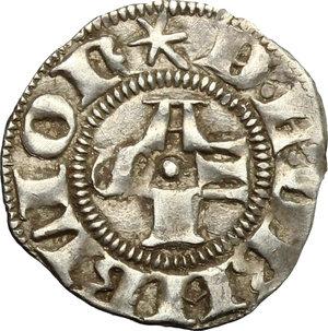 reverse: Fermo.  Ludovico Migliorati (1425-1428). Bolognino