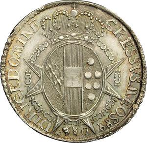 Firenze.  Pietro Leopoldo di Lorena (1765-1790). Paolo 1788