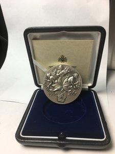 obverse: San Marino. Medaglia d argento 2006. Arengo Generale 1906-2006