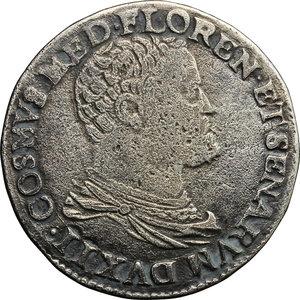 obverse: Siena.  Cosimo I (1537-1574). Testone