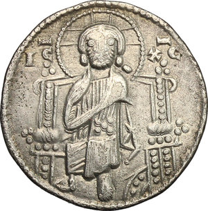 reverse: Venezia.  Pietro Ziani (1205-1229). Grosso matapan