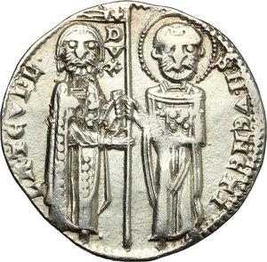 obverse: Venezia.  Iacopo Tiepolo (1229-1249). Gosso matapan