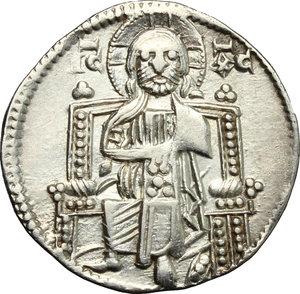 reverse: Venezia.  Iacopo Tiepolo (1229-1249). Gosso matapan