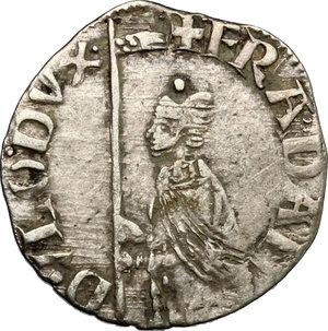 obverse: Venezia.  Francesco Dandolo (1329-1339). Soldino