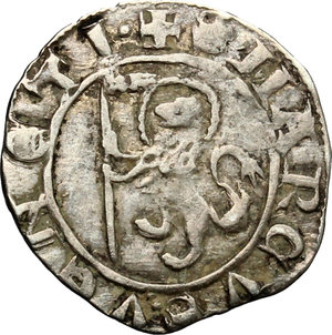 reverse: Venezia.  Francesco Dandolo (1329-1339). Soldino