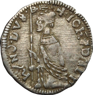 obverse: Venezia.  Giovanni Dolfin (1356-1361). Soldino