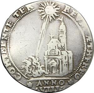 Venezia.  Francesco Molin (1646-1655). Osella 1653, anno VIII