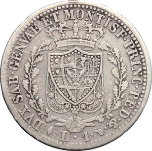 Reverse image of coin 927