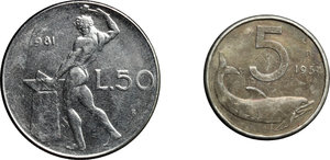 Reverse image of coin 980