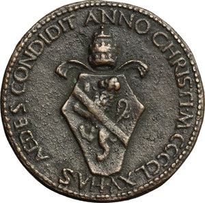 Reverse image of coin 986