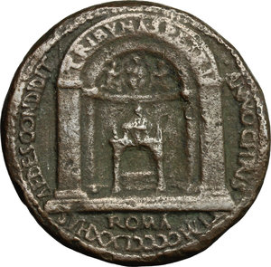 Reverse image of coin 987