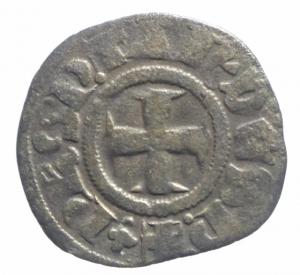 reverse: Oriente Latino. Tebe. Guido II de la Roche (1287-1308). Tornese. CCS 96. MI. gr. 0.97 qBB.^^