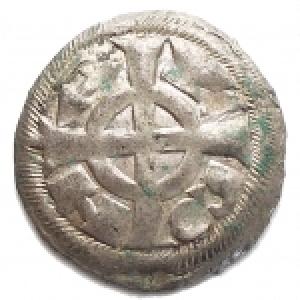 reverse: Zecche Italiane -Verona.Federico II (1218-1250).Denaro. gr 0,39. mm 13,67.B.2969.NC.MI.Migliore di SPL. Fondi lucenti