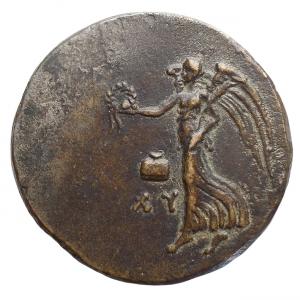 reverse: Medaglie - Medaglia a riprodurre tetradramma greco. gr 20,36. mm 34,6. Buon esemplare