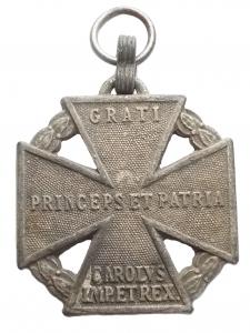 reverse: Medaglie - Austria 1916. gr 11,26. mm 29,4 x 33,5