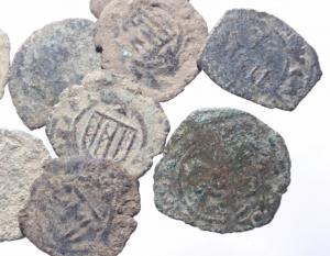 obverse: Lotti.Zecche Italiane.Lotto di 10 monete di zecche meridionali, mediamente qBB