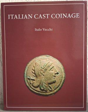 obverse: VECCHI I. – Italian Cast Coinage. Londra, 2013. pp. 84, tavv. 90, 2 carte geografiche