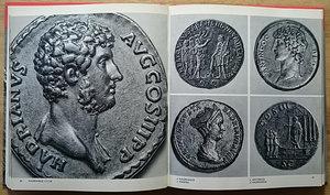 reverse: Von Matt L., Kuhner H., Les Cesars. Librairie Hachette, Paris 1965. Copertina rigida, 200pp., illustrazioni B/N, testo francese. Ottime condizioni