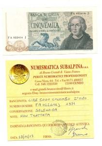 obverse: Lire 500 del 1976. Mercurio. FDS.