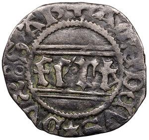 D/ Savoia. Amedeo VIII di Savoia. Periodo ducale (1416 - 1440). Quarto di Grosso. 1.46 gr. - 18.5 mm. D:\ FERT in gotico minuscolo. R:\ Croce piana. Biaggi 2403. Non Comune. SPL
