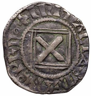 R/ Savoia. Amedeo VIII di Savoia. Periodo ducale (1416 - 1440). Quarto di Grosso. 1.46 gr. - 18.5 mm. D:\ FERT in gotico minuscolo. R:\ Croce piana. Biaggi 2403. Non Comune. SPL