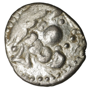 obverse: Celts. Imitations of Philip II of Macedon (2nd-1st centuries BC). Drachm.