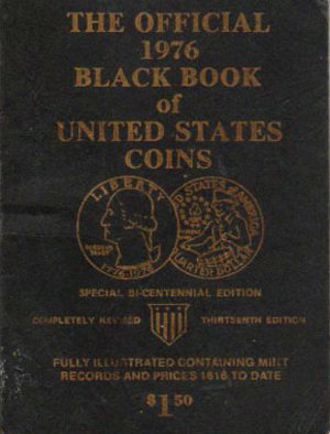 D/ The Official Black Book of United States coins. 1976. Pag. 191
