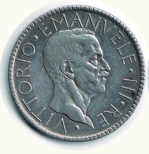 obverse: REGNO D ITALIA - Vittorio Emanuele III (1900-1943) - 20 Lire 1928 A.VI -