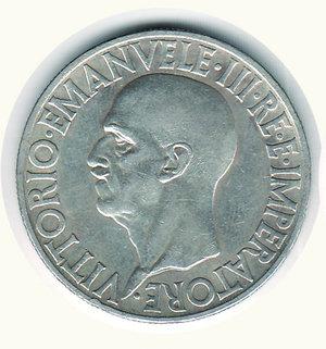 obverse: Vittorio Emanuele III - 20 Lire 1936 Impero. Vittorio Emanuele III - 20 Lire 1936 Impero SPL