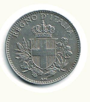 reverse: REGNO D ITALIA - VITTORIO EMANUELE III (1900-1943) - 20 Centesimi 1918