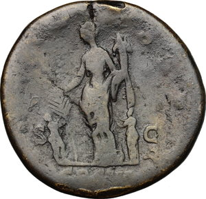 Reverse image of coin 108