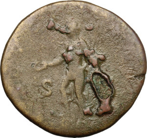 Reverse image of coin 113