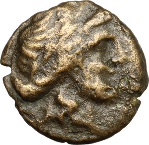 obverse: Thessaly, Thessalian League. AE 19 mm., II secolo a.C