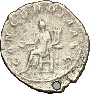 Reverse image of coin 166