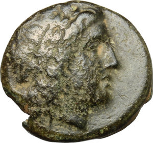 obverse: Ionia, Miletos. AE 17 mm., III secolo a.C