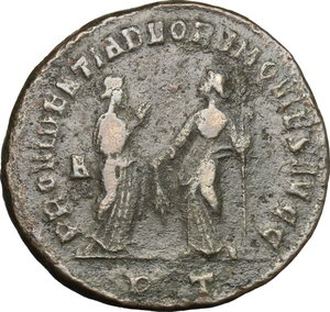 Massimiano (286-310). Follis