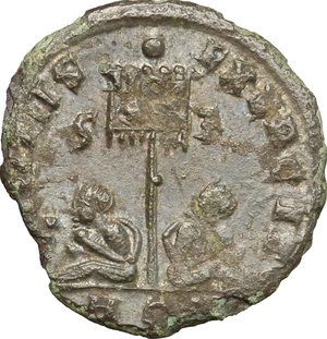 Costantino I (307-337) (?). Frazione di follis