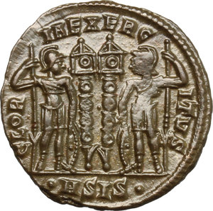 Costantino I (307-337). Follis