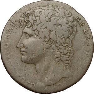 Napoli.  Gioacchino Murat (1808 –1815) . 3 grana 1810