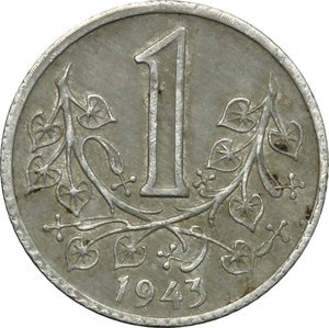 Reverse image of coin 387