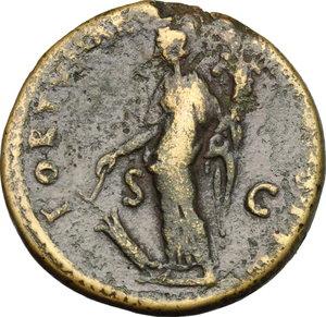 reverse: Domiziano (81-96). Dupondio