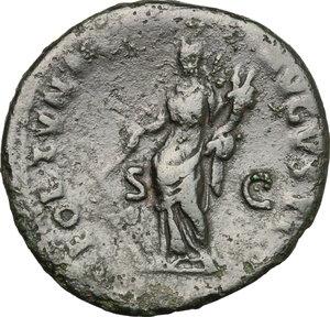 reverse: Domiziano (81-96). Asse
