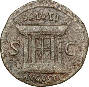 Reverse image of coin 86