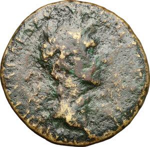 obverse: Nerva (96-98). Sesterzio