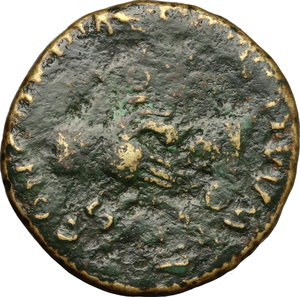 Reverse image of coin 87