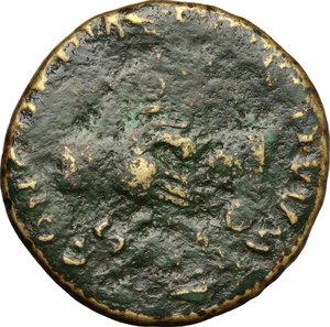 reverse: Nerva (96-98). Sesterzio