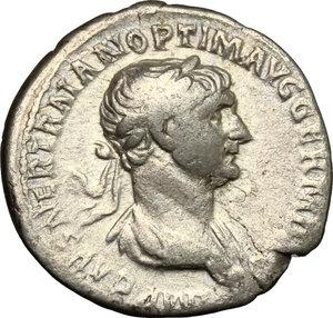 Traiano (98-117). Denario