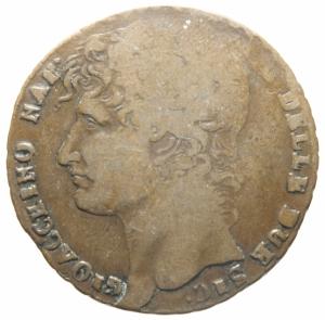 obverse: Zecche Italiane. Napoli. Gioacchino Murat. 3 Grana 1810. Mont.429.Peso 16,00 gr. qBB.>>>